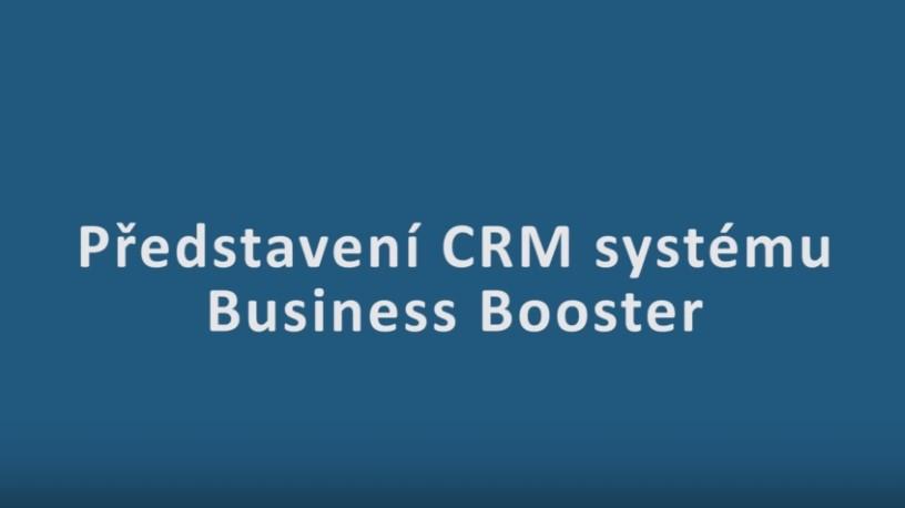 Základní informace o systému Business Booster